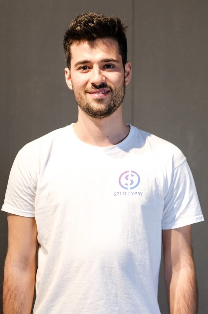 Matteo Anthony Destantini, founder Splittypay