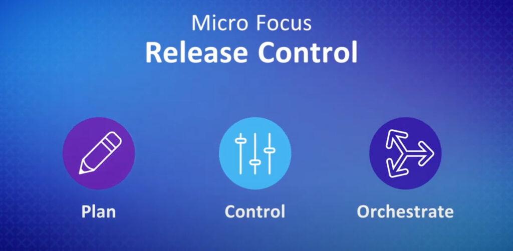 Micro Focus Release Control