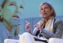 Barbara Poggiali, capo della divisione Cyber Security di Leonardo