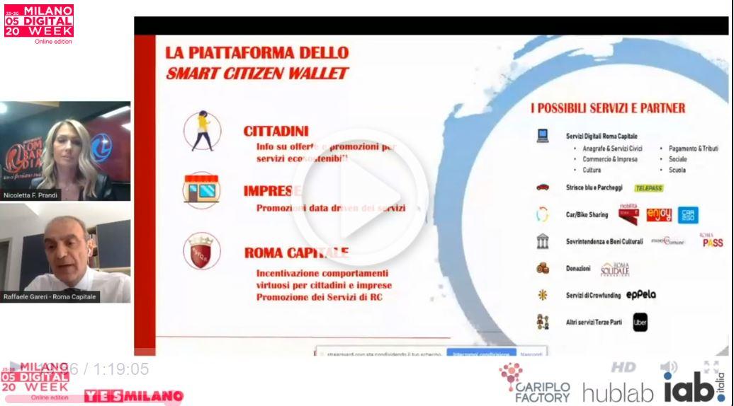 Roma Capitale - Roma Data Platform