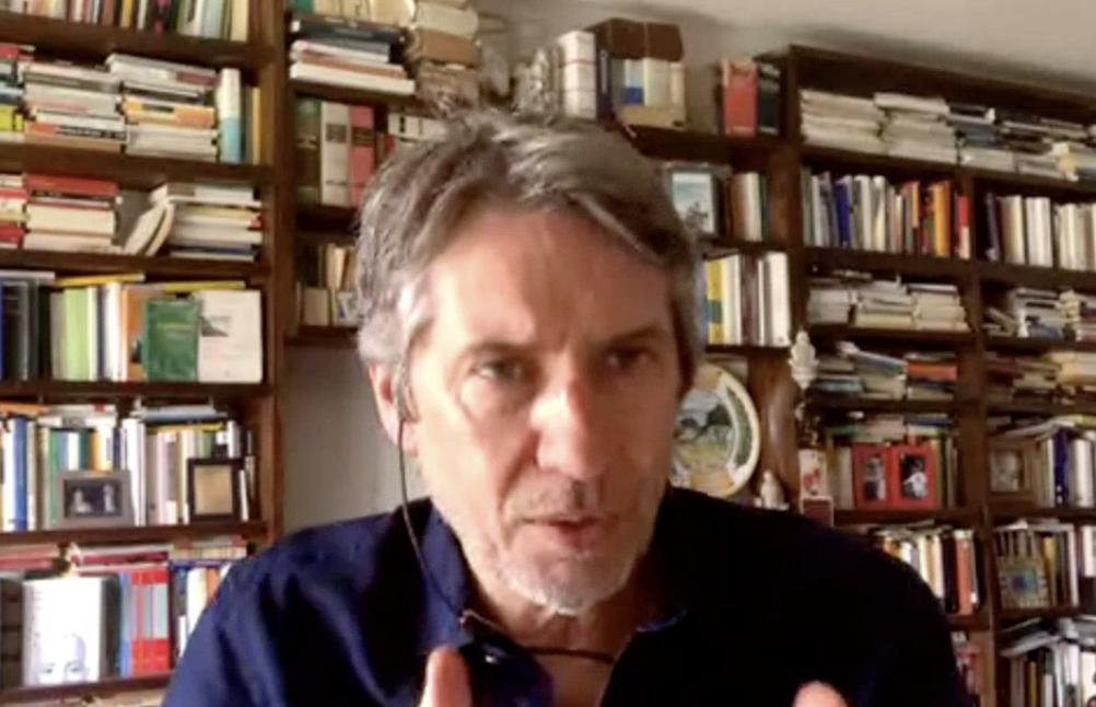 Mauro Magatti, sociologo ed economista, professore ordinario Università Cattolica di Milano