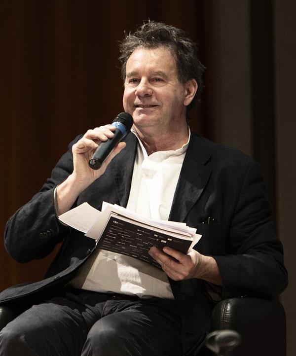 Nicola Zanardi, Presidente di Hublab e curatore della Milano Digital Week