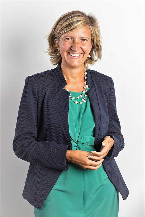 Silvia Candiani, AD di Microsoft Italia