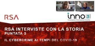 Webinar: Il cybercrime ai tempi del Covid-19