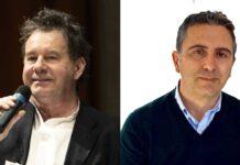 Nicola Zanardi, Presidente di Hublab e curatore della Milano Digital Week e Sergio Amati, Direttore Iab Italia