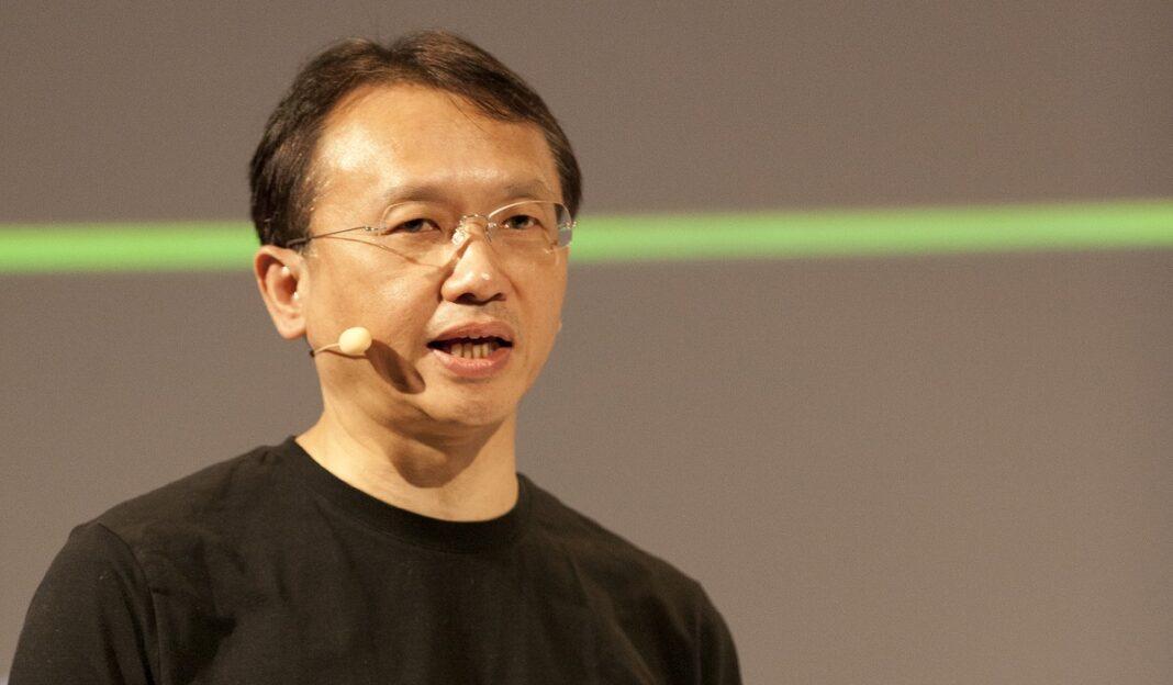 Jason Chen, Ceo di Acer