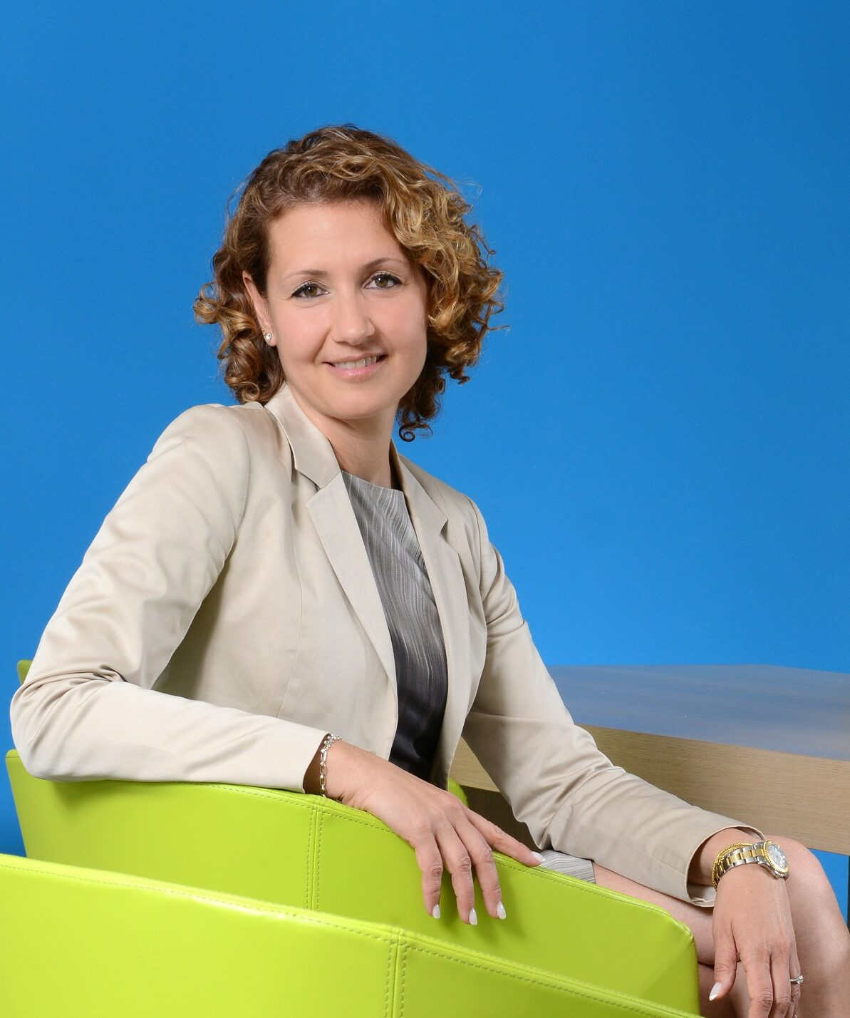 Alessia Berra, Product Management & marketing director Wolters Kluwer Tax & Accounting Italia