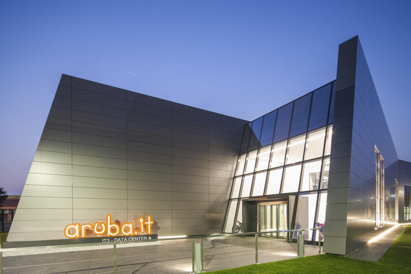 Aruba Enterprise -Global Cloud Data Center di Ponte San Pietro - IT3