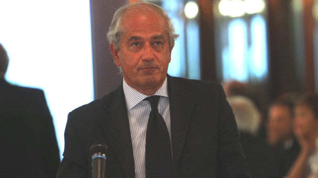 Giancarlo Capitani, presidente NetConsulting cube