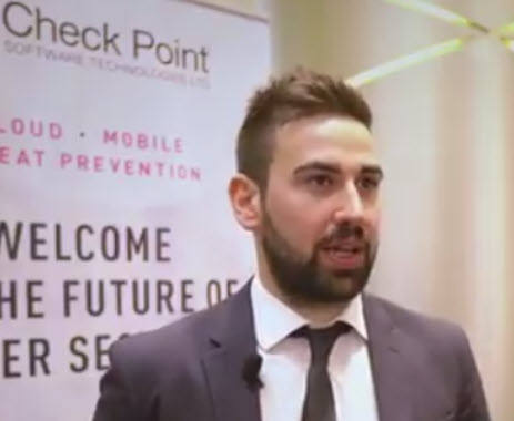 Marco Fanuli, Security Engineer Team Leader, Channel & Territory di Check Point