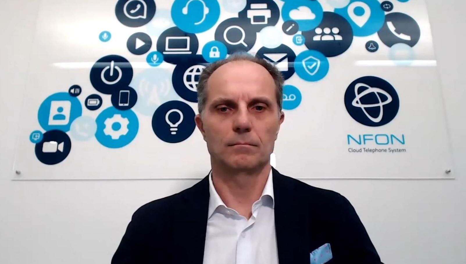 Marco Pasculli, managing director di Nfon Italia