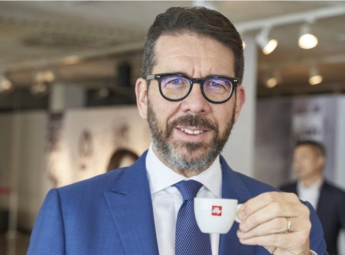 Massimiliano Pogliani, Chief executive officer Illycaffè