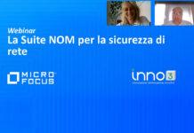 Webinar: Micro Focus, la Suite NOM per la sicurezza di rete