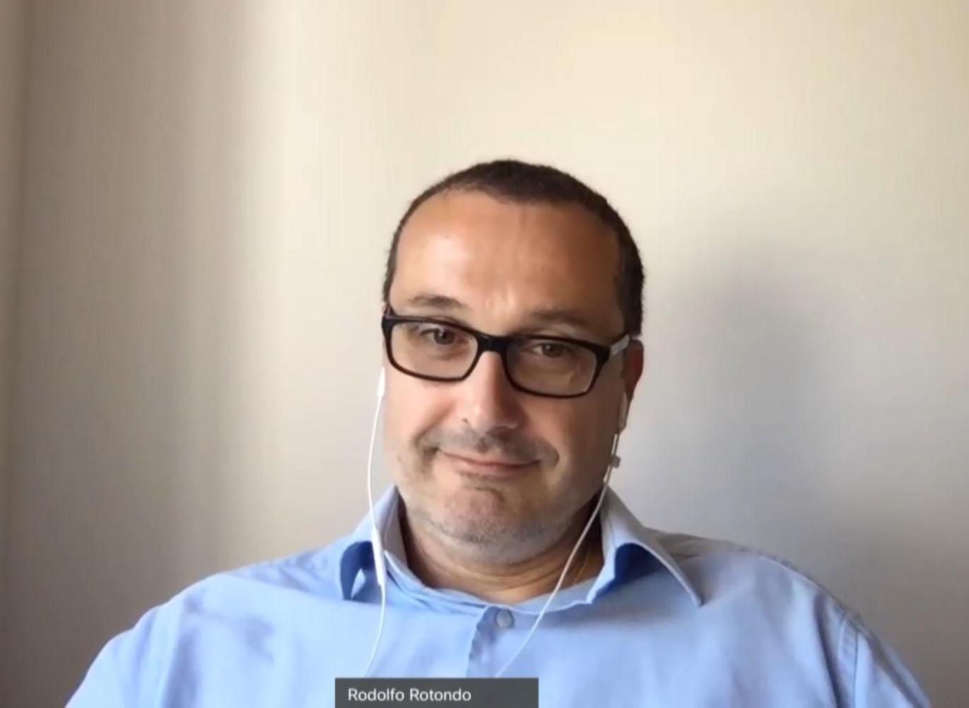 Rodolfo Rotondo, Senior BusinessSolution Strategist di VMware