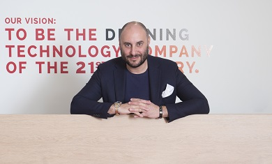 Rodolfo Falcone, country manager Red Hat Italia