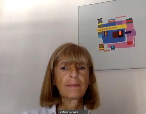 Stefania Gerevini, security client executive enterprise account Ibm