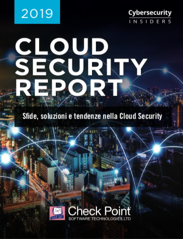 Whitepaper: Cloud Security Report 2019