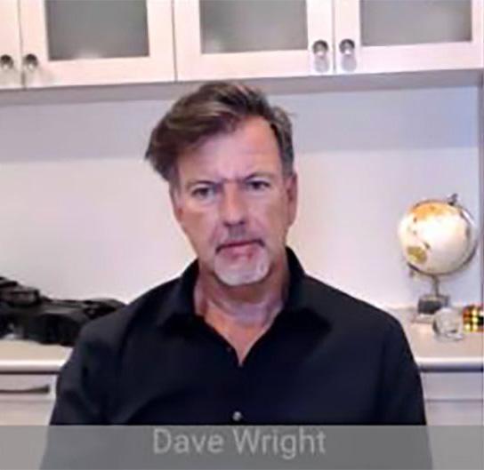 Dave Wright, Cio di ServiceNow