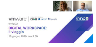 Webinar: VMware Digital Workspace, il viaggio