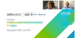 Webinar: VMware Hybrid Cloud Iperconvergente, il viaggio