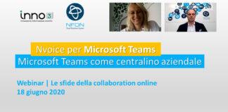 Webinar: Nfon Nvoice per Microsoft Teams