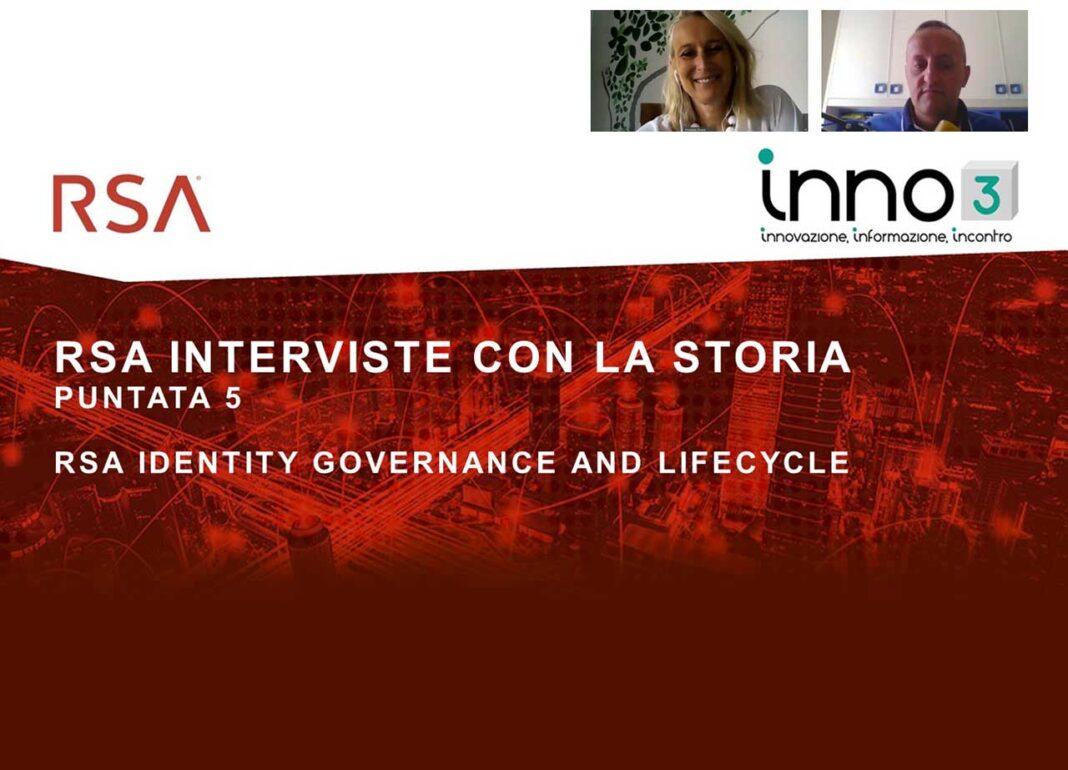 Webinar: RSA Identity Governance and Lifecycle