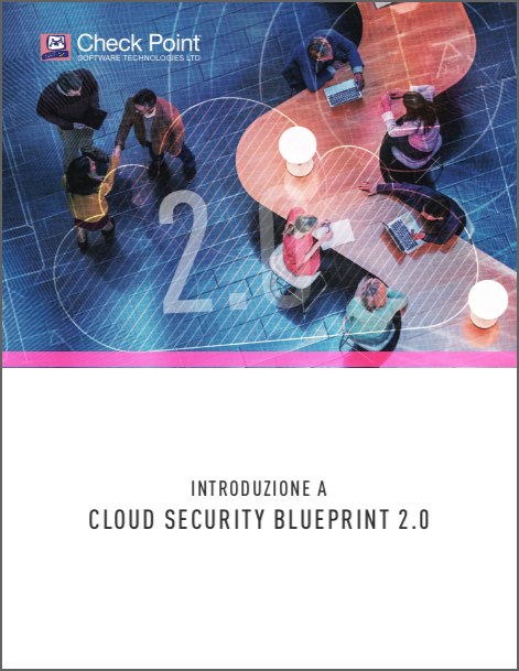 Introduzione a Cloud Security Blueprint 2.0