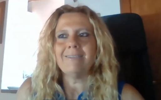 Alessandra Maggini, sales director per il mercato della pubblica amministrazione di TIBCO