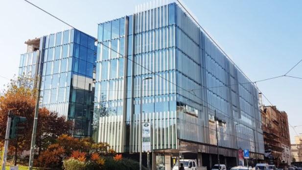 La sede di Amazon a Milano in Porta Nuova