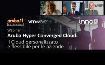 Webinar: Aruba-VMware, Hyper Converged Cloud