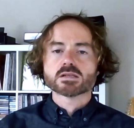 Ewan McIntyre, VP analyst for marketers di Gartner