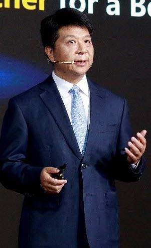 Guo Ping, rotating chairman di Huawei