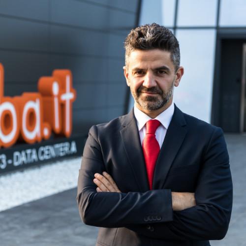 Massimo Bandinelli, marketing manager, Aruba Enterprise