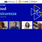 Webinar: OVHcloud, cloud in sicurezza