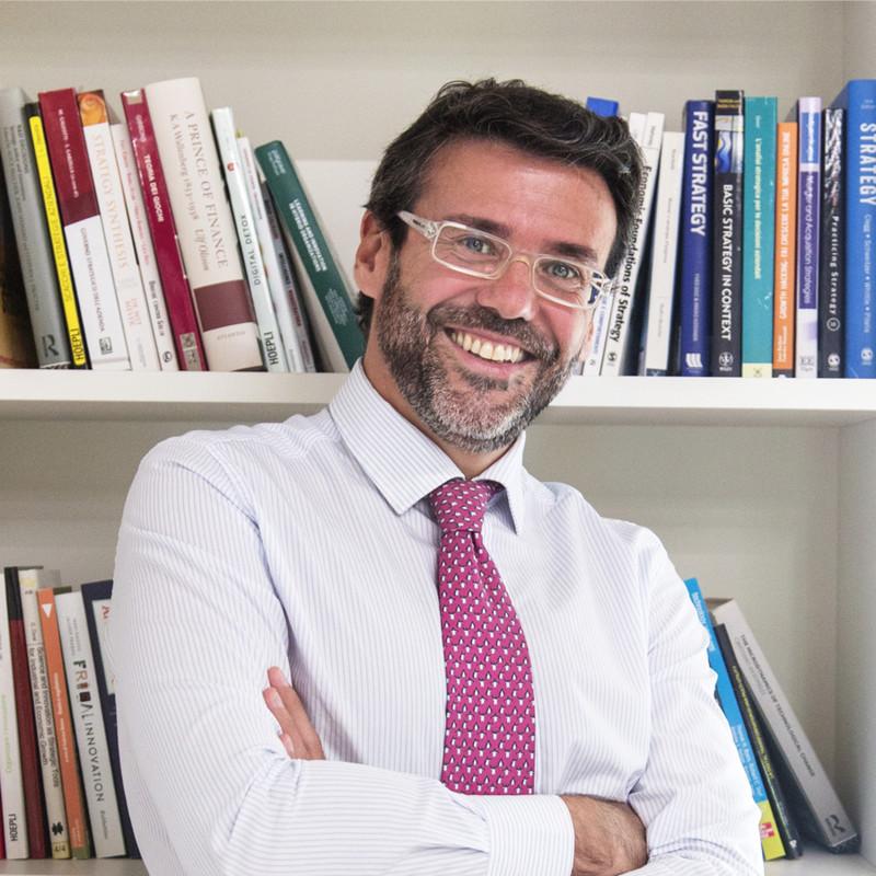 Paolo Boccardelli, direttore Luiss Business School