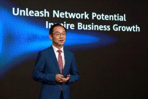 Ritchie Peng, presidente Huawei 5G Product Line