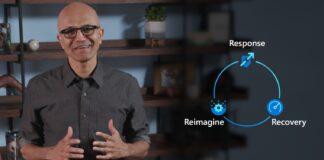 Sathia Nadella - Ceo di Microsoft - apertura