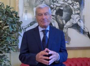 Carlo Sangalli, presidente di Unioncamere