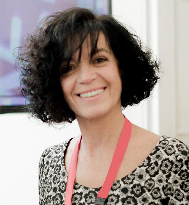 Valeria Rossi -Presidente di Open Hub Med