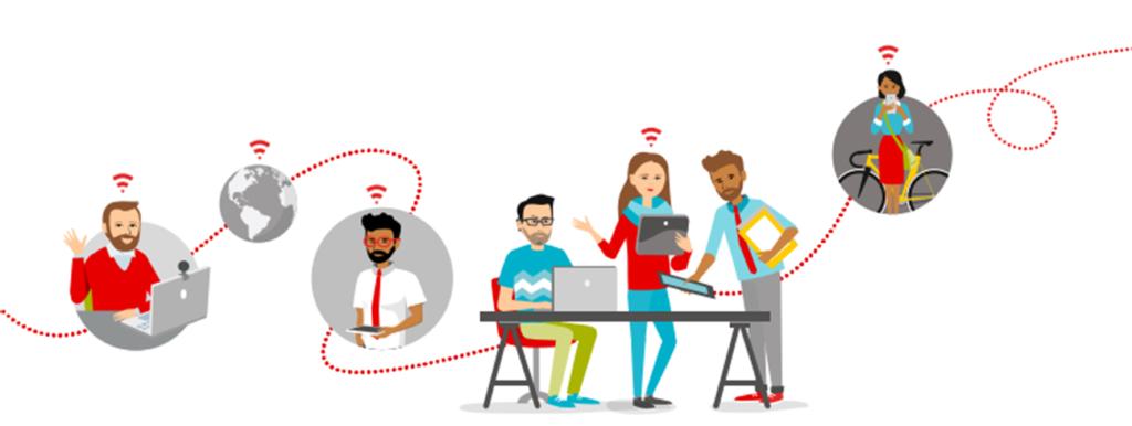 Vodafone Business - Smart Working