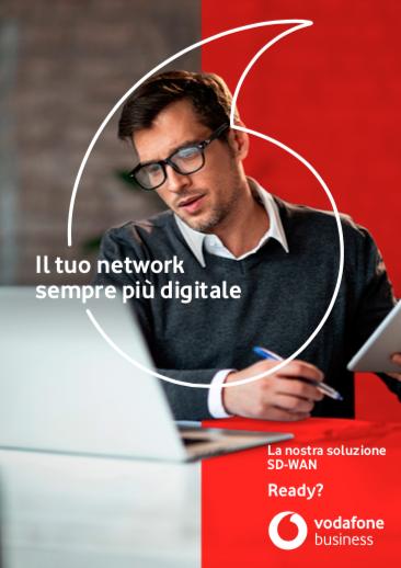 Whitepaper: SD-WAN, il tuo network sempre più digitale