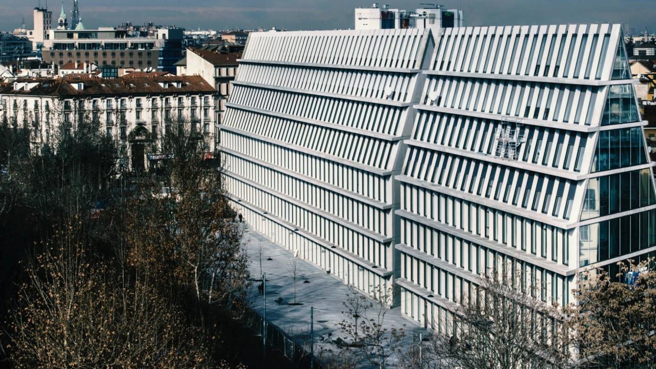 Sede Microsoft a Milano
