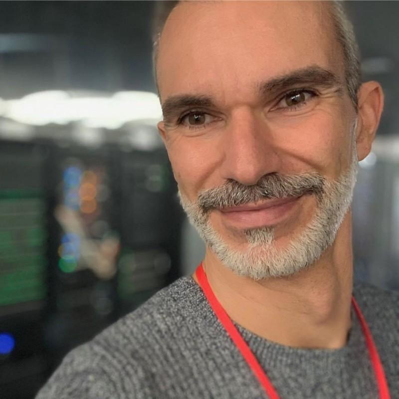 Ferruccio Vitale, Principal Security Architect, Cybertech