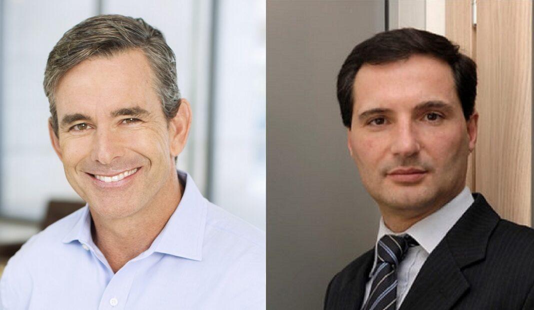Gianfranco Naso e Dan Streetman, Tibco