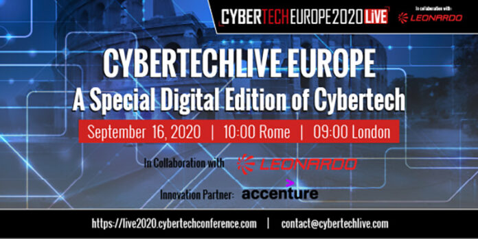 CybertechLive Europe 2020
