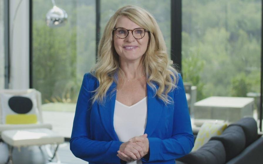 Heidi Spirgi, chief strategy and marketing officer di Cornerstone,