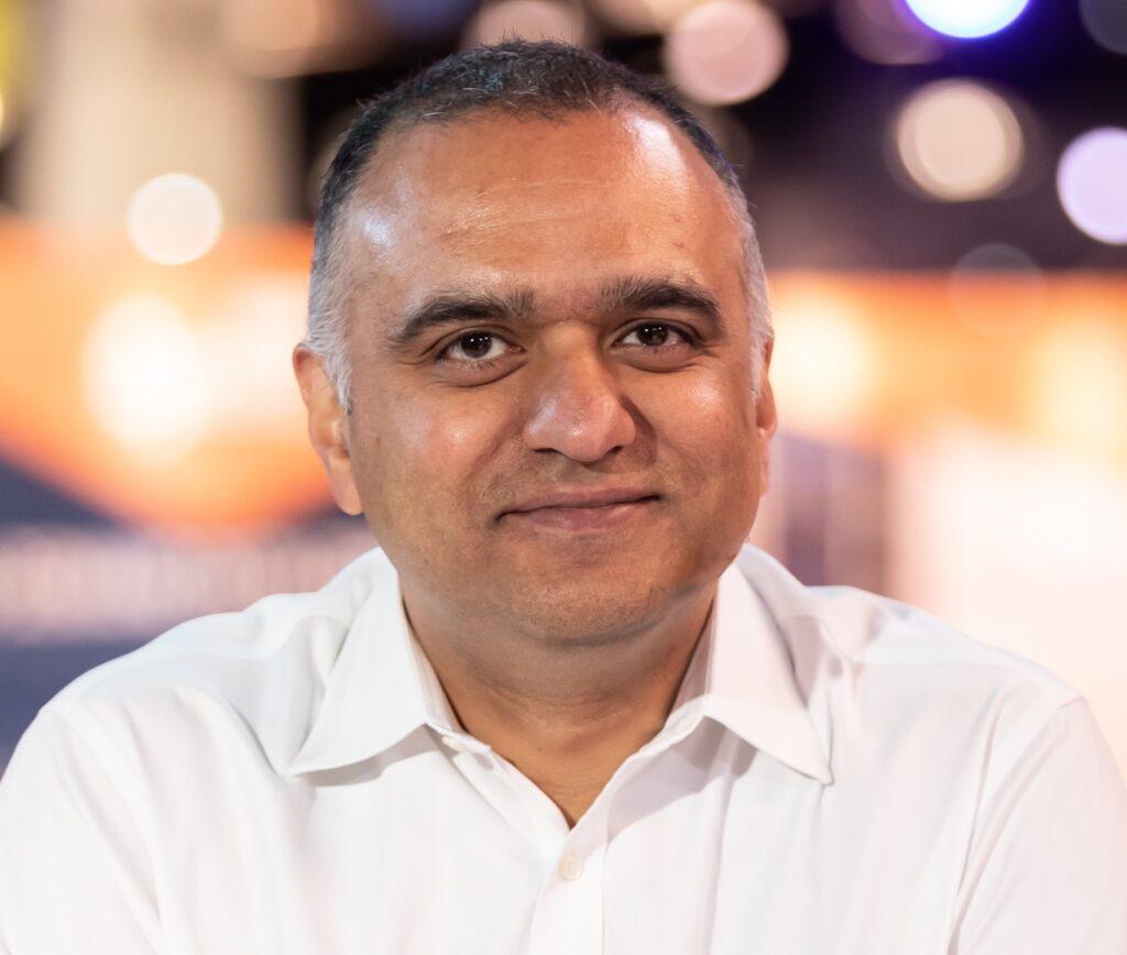 Dheeraj Pandey, founder e Ceo di Nutanix