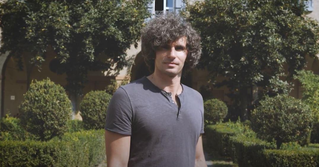 Energy Way - Fabio Ferrari, fondatore Energy Way - apertuura