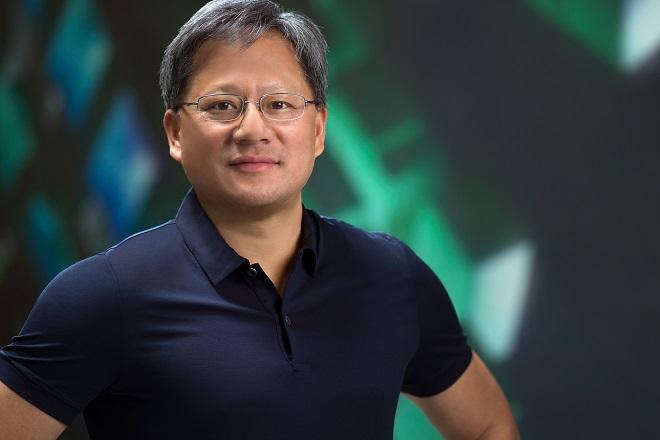 Jensen Huang, Ceo di Nvidia