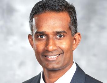 Karthik Narain, lead di Accenture Technology in Nord America